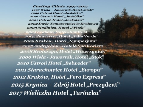 Casting Clinic